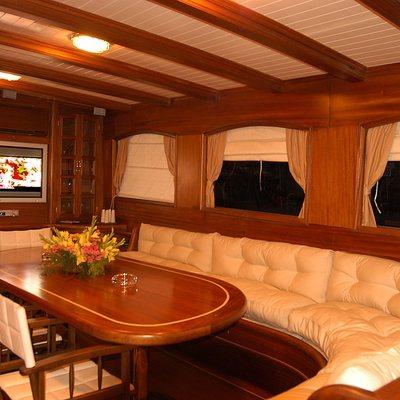 Queen Of Karia Yacht