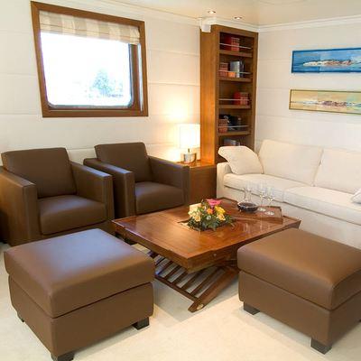 Hanse Explorer Yacht Master Salon