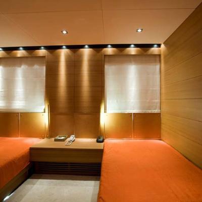 Seakid Yacht Orange Twin Stateroom