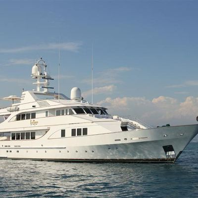 Eclipse Yacht Profile