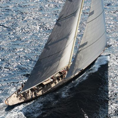 Shamrock V Yacht Sailing