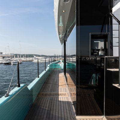 Christina Too Yacht
