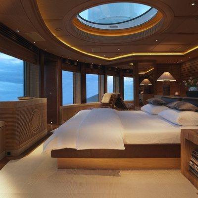 Naia Yacht Master Stateroom