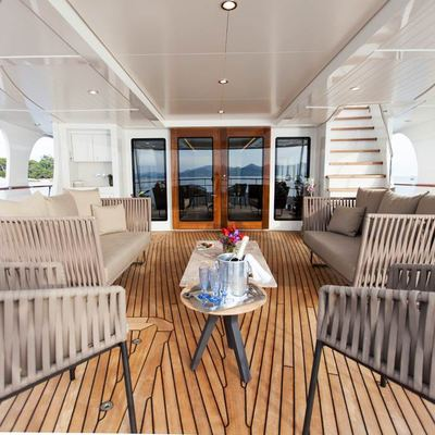 Robbie Bobby Yacht