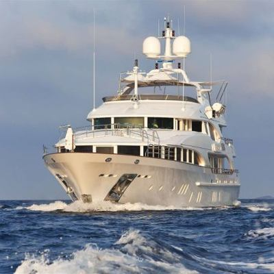 Harmony III Yacht Bow