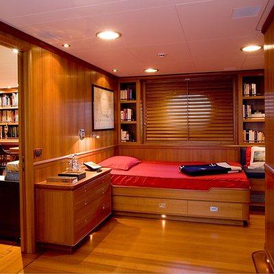Heritage Yacht Stateroom