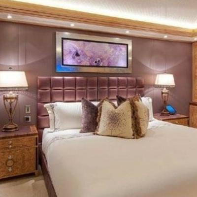 Solandge Yacht Double Guest Cabin (Main Deck)