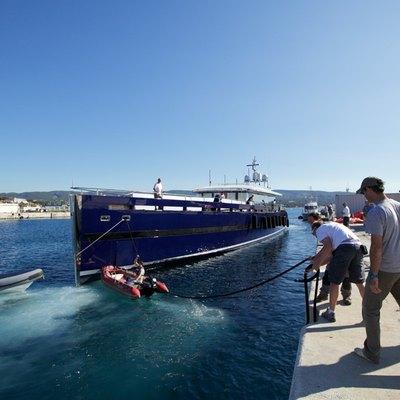 Blade Yacht Tender