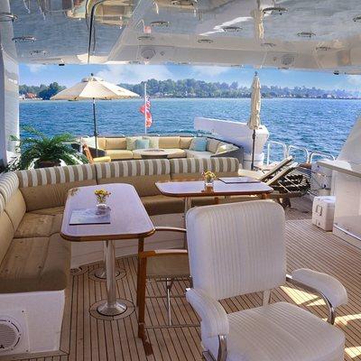 Legendary Yacht