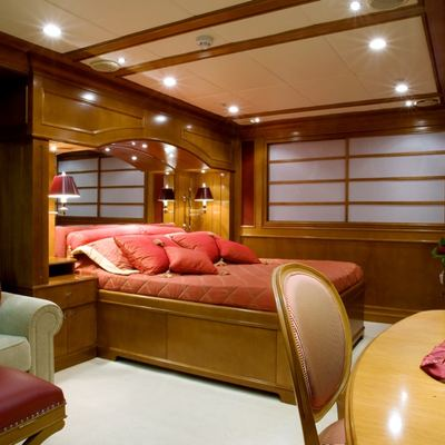 Insignia Yacht Stateroom