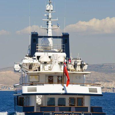 RH3 Yacht Aft View