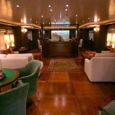 More Yacht Main Salon