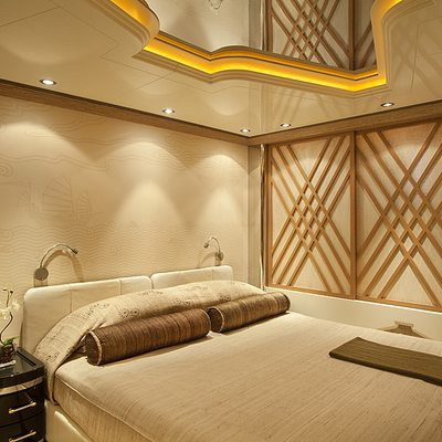 Eclipse Yacht Guest Stateroom