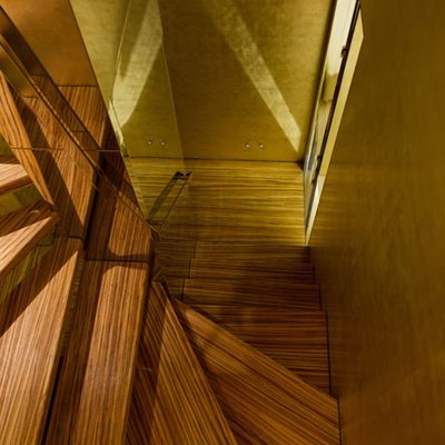 Mabrouk Yacht Stairs