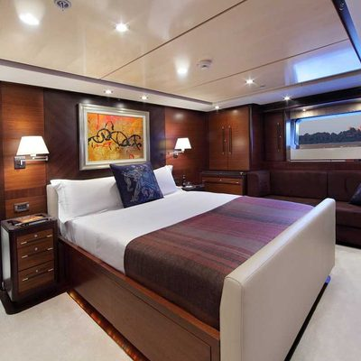 Prana Yacht Double stateroom