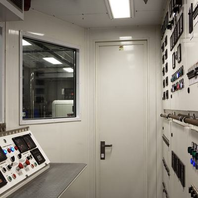 Hana Yacht Control Room
