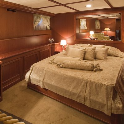 Seagull II Yacht Double Guest Stateroom