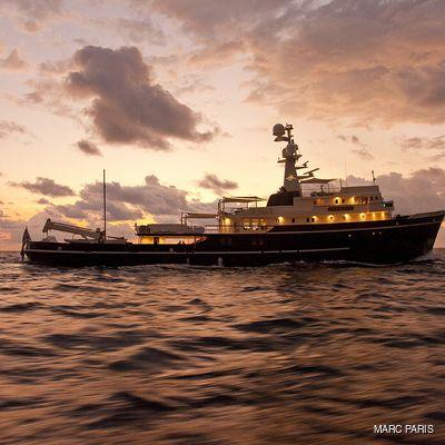 Seawolf Yacht Profile - Sunset