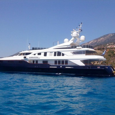 Alexandra Yacht Main Profile