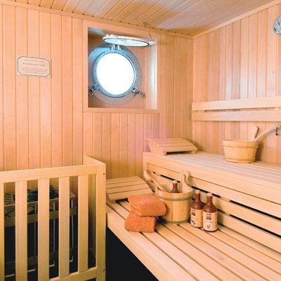 Hanse Explorer Yacht Finnish Sauna