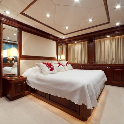 Sophie Blue Yacht Guest Stateroom