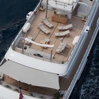 Mariu Yacht Sundeck