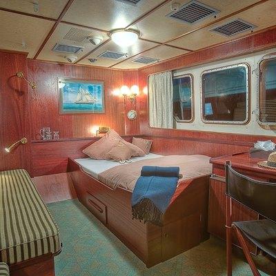 Sanssouci Star Yacht Guest Stateroom
