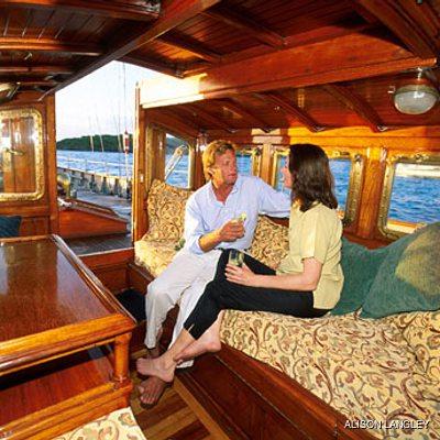 Sincerity Yacht
