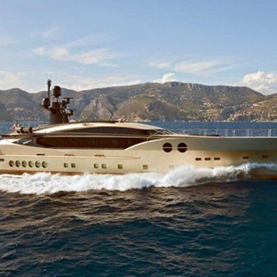 DB9 Yacht Running Shot - Main Profile