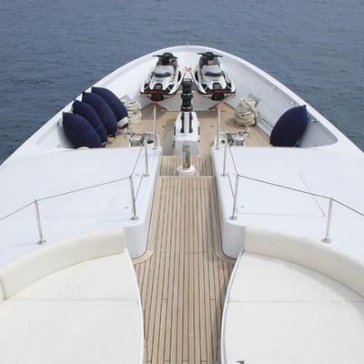 Talisman Maiton Yacht Forward