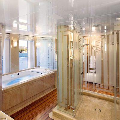 Sycara V Yacht Master Bath/Shower