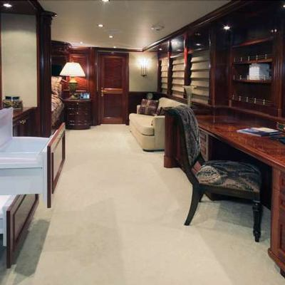 Far From It Yacht Master Office