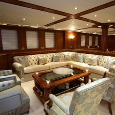Loretta Yacht Main Salon