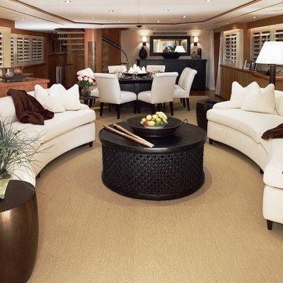 Envy Yacht Saloon - Seating