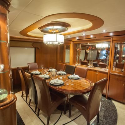 Declassified Yacht