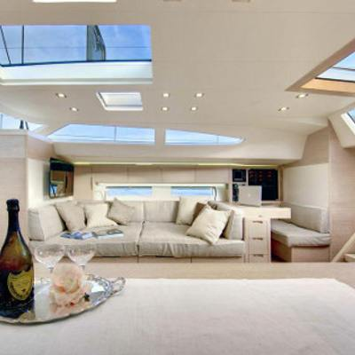 One Shot Of Cowes Yacht