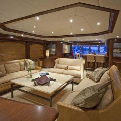 Wheels Yacht Main Salon