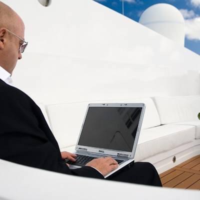 Elegant 007 Yacht Sundeck - Seating