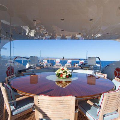 Latitude Yacht Sundeck Alfresco