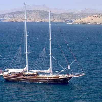 Queen Of Karia Yacht