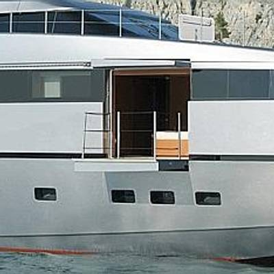 4A Yacht Balcony - Master Stateroom