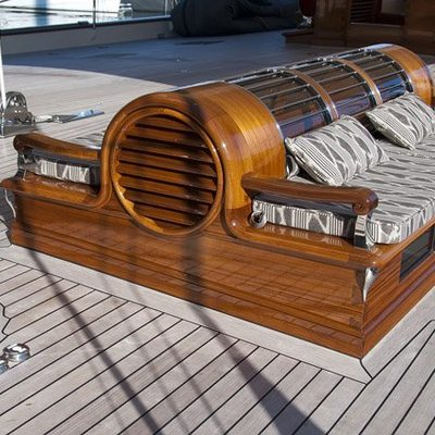Athos Yacht Deck Seating
