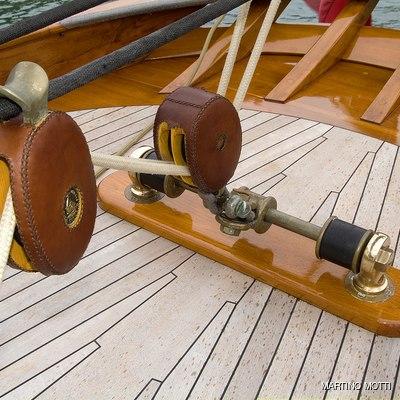 Lulworth Yacht Deck Detail
