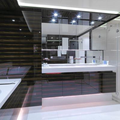 Sierra Romeo Yacht Master Bathroom