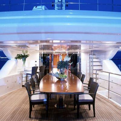 Libertas Yacht Alfresco Dining