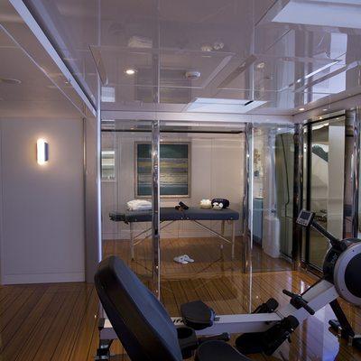 Sycara V Yacht Health Spa