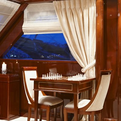 Iraklis L Yacht Games Table