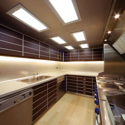 O'Ceanos Yacht Galley