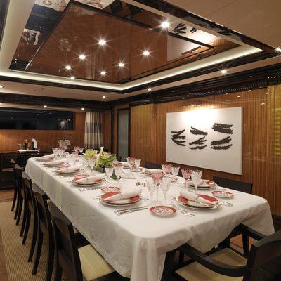 Meamina Yacht Table Set