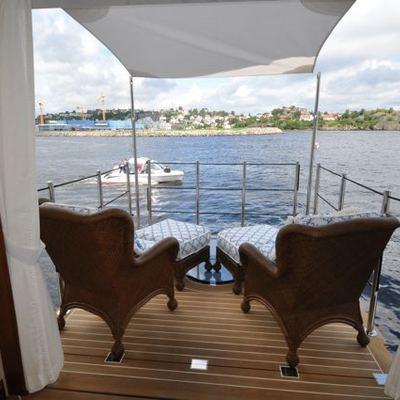Lady Kathryn V Yacht Master Sea Terrace